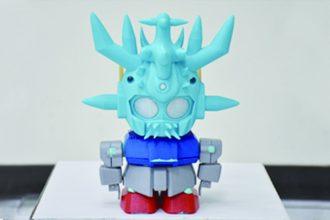 3D列印創意機構設計班_鋼彈機器人小dm