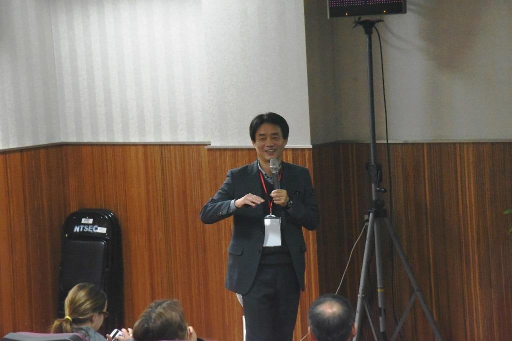 韓國首爾國立大學宋真雄教授演講_15863